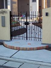 トラディシオン門扉